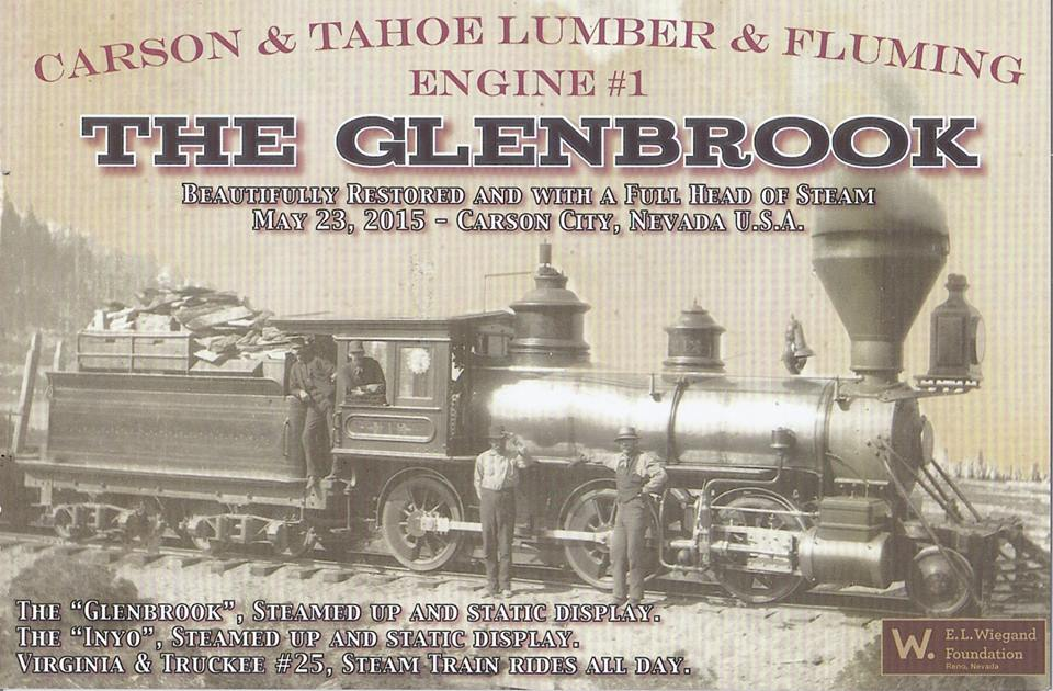 Glenbrook Steam Up