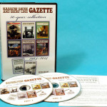 Gazette DVD Packaging
